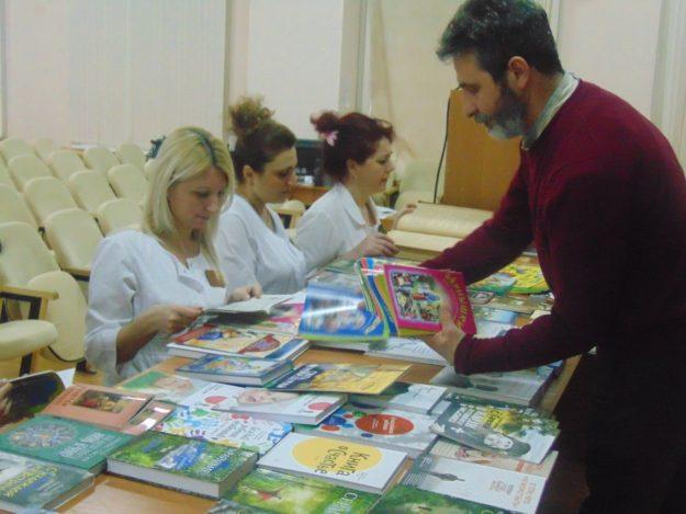 Выставка православной литературы
