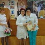 Профессиональный праздник медсестер